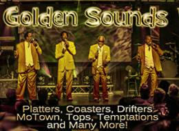 Platters the Golden Sounds of the 50's Tribute